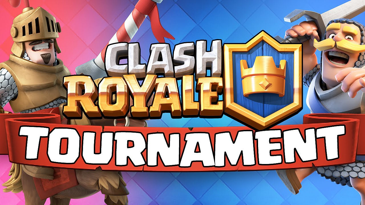 free clash royale tournament
