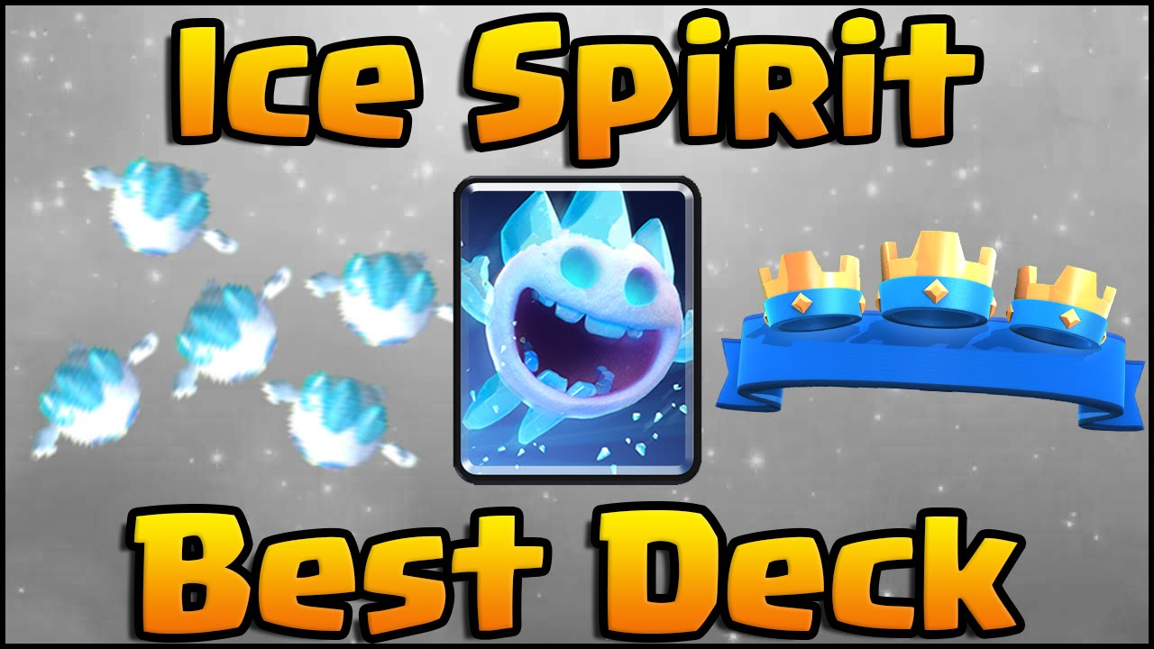 Ice Spirit Deck