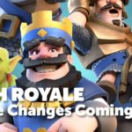 New Balance Changes Coming (8/24)- Clash Royale