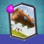 Clash royale – How to Use The Log Gameplay