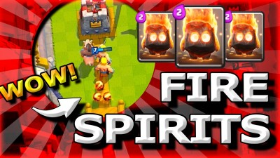 Counter Fire Spirits
