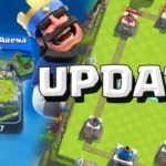 Clash Royale August 2016 Update News (leaked update)