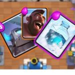 Clash Royale-Icy Hog Freeze Beatdown deck Arena 8+