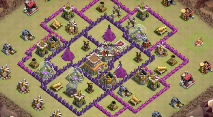 goho th9 attack