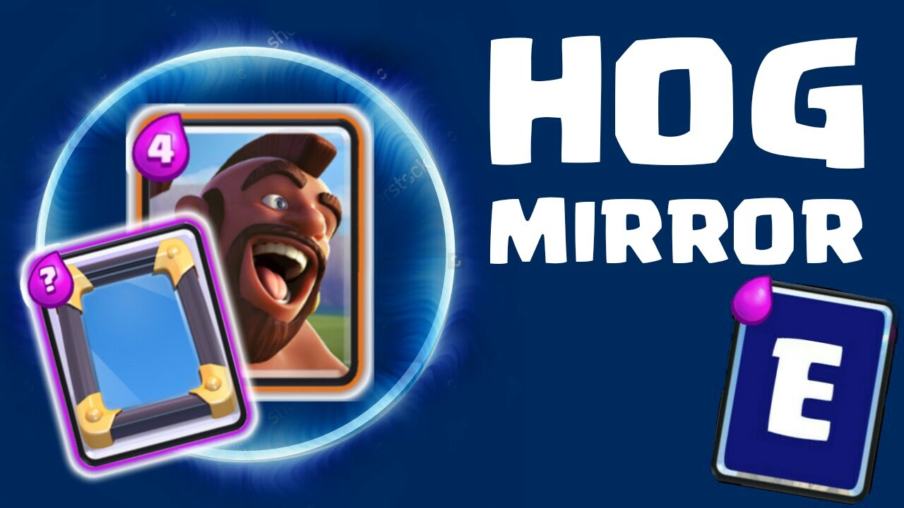 Hog Mirror Deck