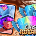 Clash Royale-Three Musketeer+Payfecta Deck Arena 7+