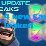 Clash Royale-September 2016 Update leak More Legendary Cards