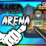 Clash Royale-How to push to Arena 6 at level 6