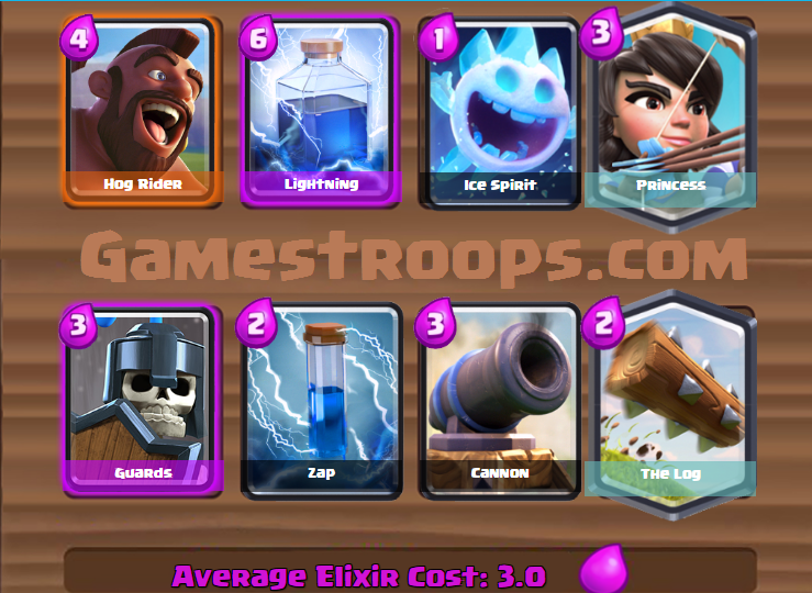 Lightning Hog Deck