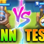 Clash Royale-Is Hidden Tesla Better then Cannon ??Ultimate Tesla Guide