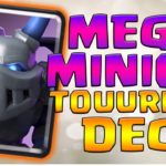 Clash Royale-Pekka Mega Minion Deck For Arena 7+
