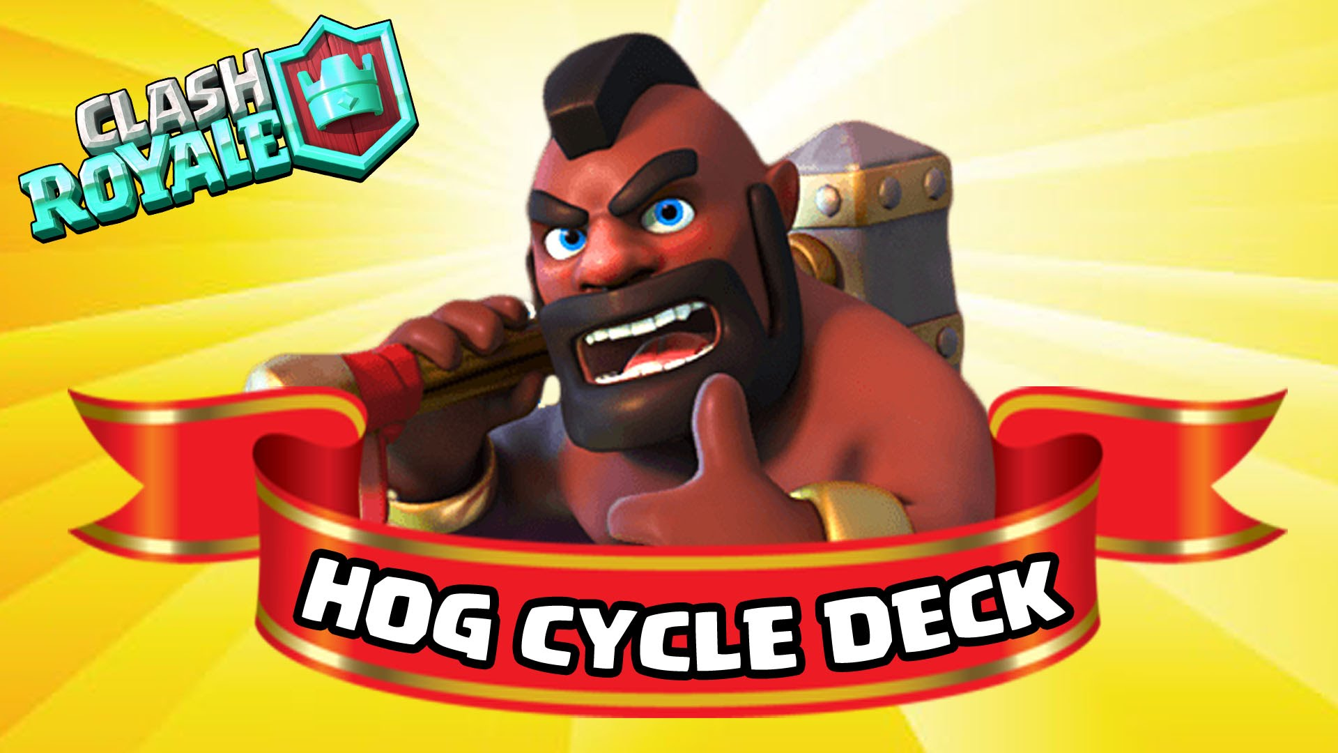 Hog Cycle Deck Arena 7