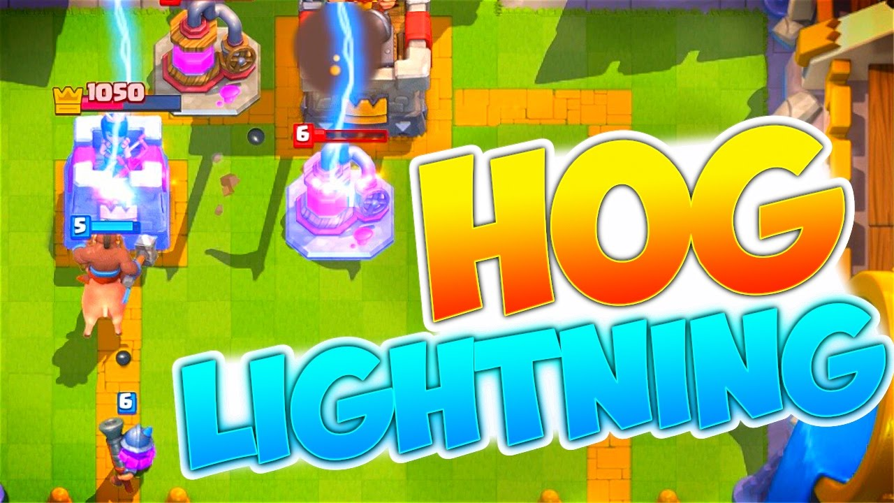 Hog Lighting Deck