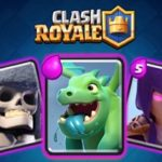 Clash Royale-Giant Skeleton Deck Arena 5 Push From A5 to A6