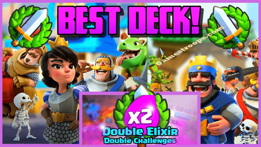 Double Elixir Challenge Best Decks