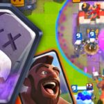 Clash Royale- Best Hog Graveyard Deck For Arena 7+