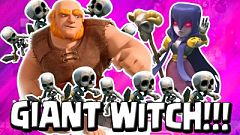 Witch Giant Deck