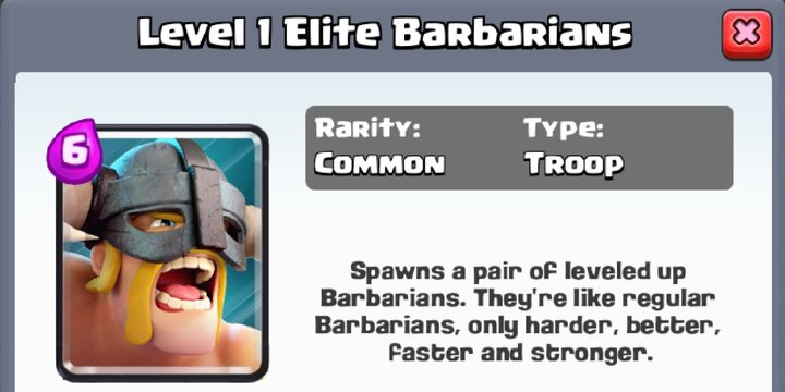 Elite Barbarians