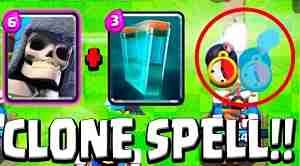 Giant Skeleton Clone Spell Deck