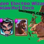 Clash Royale- Anti-Meta 12-Win Electro Wizard Deck (no elite barbs)