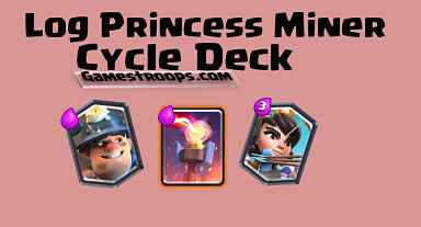 Miner Cycle Deck