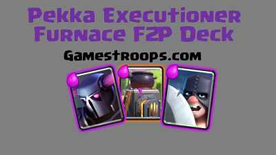 Pekka Executioner Deck