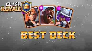 Hog Trifecta Deck