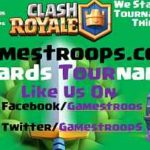 Clash Royale 400 Cards Gendrago Gaming Tournament Free Password
