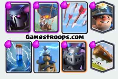 Pekka Miner Balloon Deck
