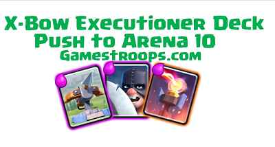 X Bow Executioner Deck