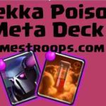 Clash Royale- Pekka Poison Deck Pushed To 4000+ Throphies