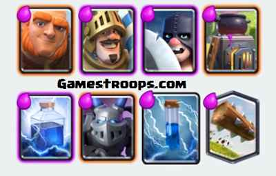 Double Elixir Challenge Decks 2017