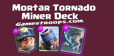 Mortar Tornado Deck
