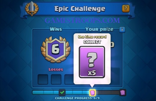 Epic Challenge Guide
