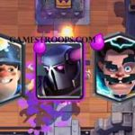 Clash Royale Pekka Electro Wizard Deck Aren 8+ | Pekka Miner Deck