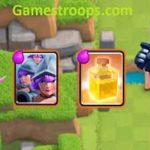 Clash Royale – Three Musketeers Pekka Heal Spell Deck Push to Legendary Arena Deck