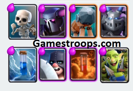 Top 7 Clash Royale Best Battle Ram Decks 2018 Arena 9 To