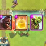 Clash Royale – Hog Goblin Barrel Heal Spell Deck For Arena 10+