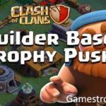 Clash Of Clans Builder Base Trophy Push To 1000 Throphies Coc Bh 3