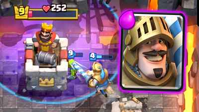 Clash Royale Prince Witch Deck Arena 9 Pekka Bandit