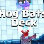 "Clash Royale Hog Bats Deck For Arena 9 "" Hog Rider Bats Deck """