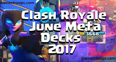 June Meta Decks