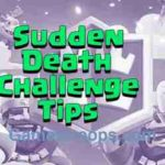 Clash Royale How To Win 9 Wins In 2v2 Sudden Death Challenge