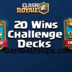 Top 12 Wins Grand Challenge Deck Clash Royale 12 wins Challenge Deck