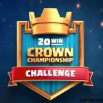 Clash Royale 20 Wins Crown Championship Challenge Decks