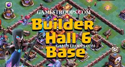 Builder Hall 6 Base