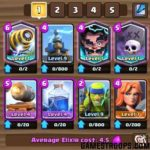 Clash Royale Balance Changes October 2017 Leak Sparky Tesla Buff