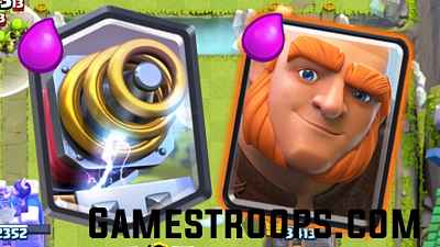 Giant Sparky Deck 2017
