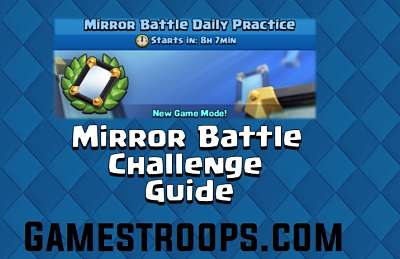 Mirror Battle Challenge Guide