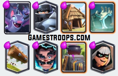 Top 11 Best Mega Knight Decks 2019 | Mega knight Arena 10+ Deck